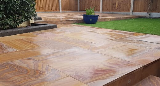 Patio Installation   Chelmsford Fencing and Landscaping