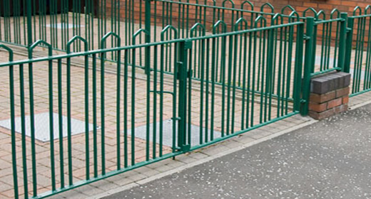 Metal Railings | Chelmsford Fencing and Landscaping