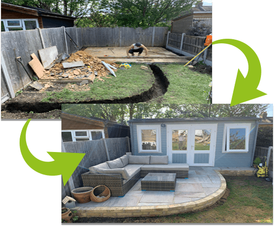 A quick look on our projects   Chelmsford Fencing and Landscaping