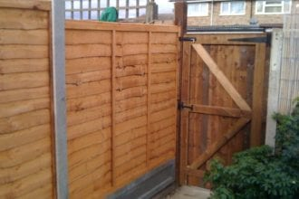 Bespoke Heavy-duty gate   Chelmsford Fencing and Landscaping
