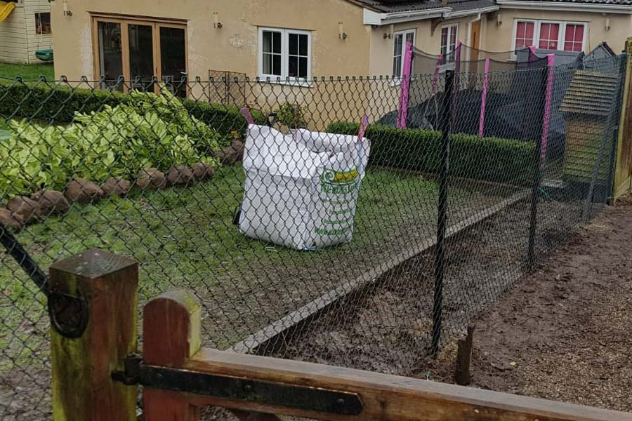 Chainlink Fencing Installation | Chelmsford Fencing and Landscaping