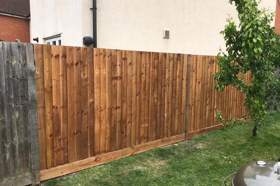Closeboard Fence Repair | Chelmsford Fencing and Landscaping