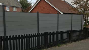 Composite plastic- Chelmsford Fencing and Landscaping