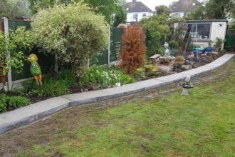 Concrete Pathway | Chelmsford Fencing and Landscaping