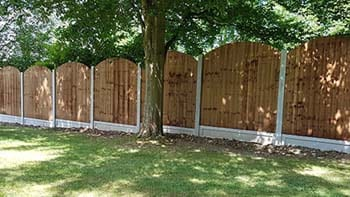 Convex Fence Chelmsford Fencing and Landscaping