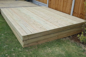 Decking Installation | Chelmsford Fencing and Landscaping