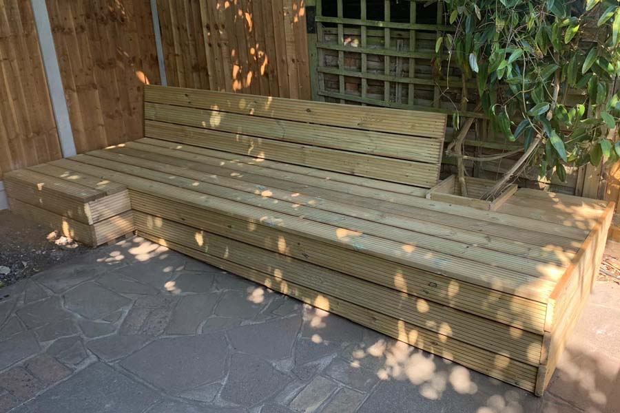 Garden Decking | Chelmsford Fencing and Landscaping
