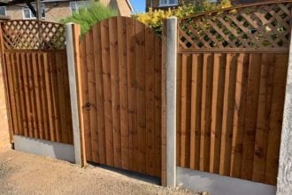 Gates Installation   Chelmsford Fencing and Landscaping
