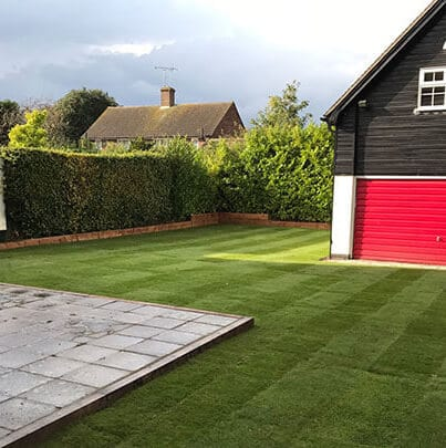 Grass Laying   Chelmsford Fencing and Landscaping