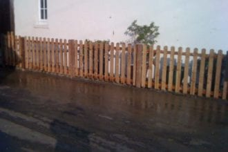 Picket Fencing Installation | Chelmsford Fencing and Landscaping