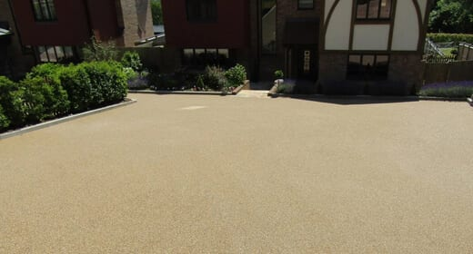Resin Driveway - Chelmsford Fencing and Landscaping