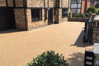 Resin Driveway | Chelmsford Fencing and Landscaping